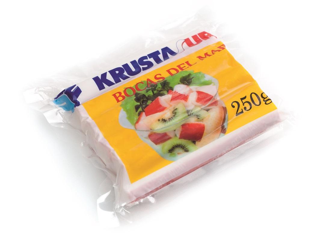 Krustasur surimi crab sticks Image