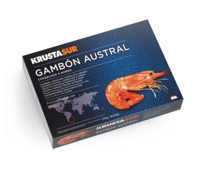 HOSO Argentine Red shrimp Shrimp frozen on board