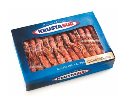 HOSO Raw Red Shrimp