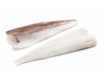 Filete de bacalao crudo