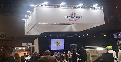 Success of Krustagroup's Foodservice channel at Expo HIP